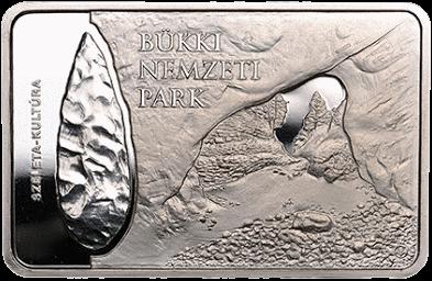 Венгрия - 10 000 форинтов Национальный парк Бюкк, реверс
