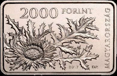 Венгрия - 2 000 форинтов Национальный парк Бюкк, аверс