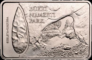 Венгрия - 2 000 форинтов Национальный парк Бюкк, реверс