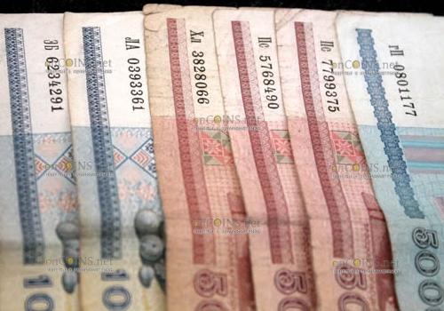 Банкноты Беларуси старого образца станут раритетными
