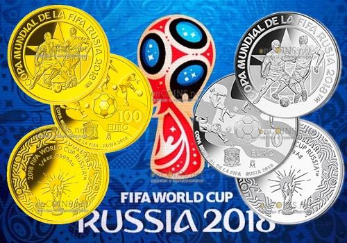 Монеты к Чемпионату Мира по футболу в России будут реализовывать в Японии
