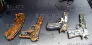 Клад киллера нашли на дне Москва-реки