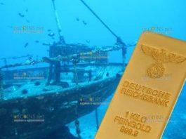 Кладоискатели нашли тонны золота