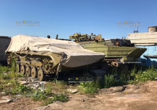 Настоящий клад из военной техники найден в Новой Москве