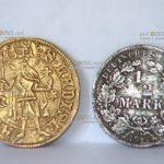 По дороге пошел – золотую монету нашел