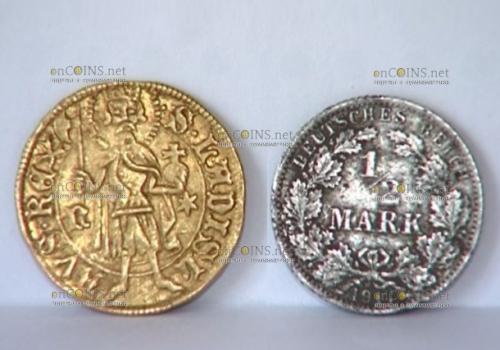 По дороге пошел - золотую монету нашел