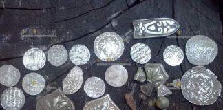 В Украине нашли серебряные дирхамы, отчеканенные более 1000 лет назад