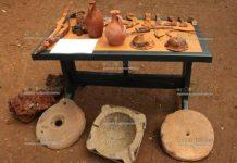 Археологи в Грузии нашли оружие и монеты VI века