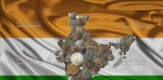 монеты Индии
