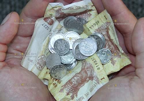 В Молдове монеты 1 и 2 лева вытеснят банкноты этих же номиналов