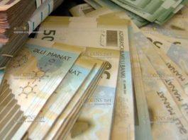 банкнота 200 манатов
