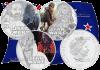 Новая Зеландия выпустила монеты 2 доллара серии Звездные войны - Последний джедай