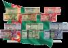 в Туркменистане выпустили памятные банкноты