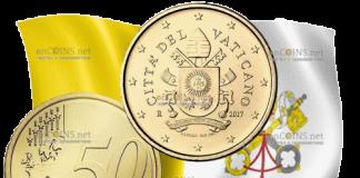 Ватикан 50 центов 2017 год, ходовка