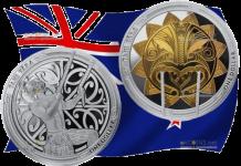 Новая Зеландия серия монет Мауи