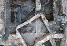 в центре Софии нашли уникальный объект - монетный двор эпохи поздней Римской империи