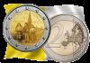 Ватикан монета 2 евро Фатима