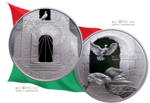 Венгрия монеты 500-летие Реформации