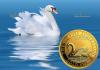 Австралия инвестиционная монета Лебедь
