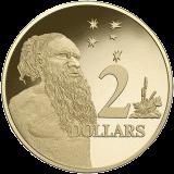 Австралия монета 2 доллара 2018