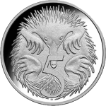 Австралия монета 5 центов 2018