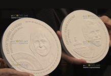 монета Мартина Навратилова, монета Ян Кодеш