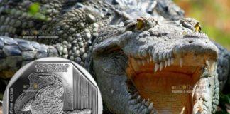 Перу монета 1 соль крокодил Тумбес