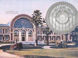 Португалия монета 5 евро Стеклянные и железные века