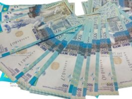В Казахстане вышла в обращение новая банкнота 500 тенге
