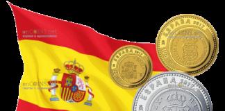 В Испании выйдут в обращение памятные монеты Дом Бурбона