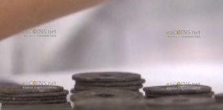 в Южно-Китайском море подняли судно, на борту которого находилось более 17 000 монет