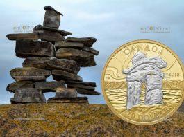 Канада 20 долларов Инуксук