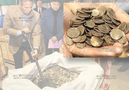В США снова планируют выкупать поврежденные монеты