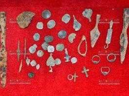 В Троянском монастыре в Болгарии обнаружены артефакты