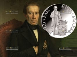 Нидерланды монета дукат провинция Оверэйссел