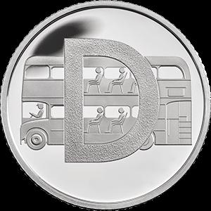 D - Двухэтажный автобус (Double Decker Bus)