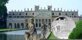 Италия монета 5 евро Виллы Венеции