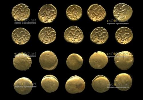 Клад золотых монет в Англии, которые находились в обращении еще до Рождества Христова был оценен экспертами Британского музея лишь в 13 000 фунтов стерлингов