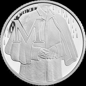 M - Макинтош плащ (Mackintosh)
