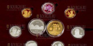 Национальный банк Молдовы вводит в обращение с 27 марта 2018 сразу 10 памятных монет