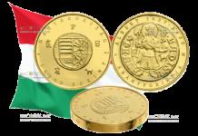 Венгрия серия монет король Альберт Габсбургский