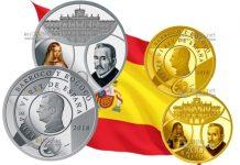 Испания памятная монеты Барокко и Рококо