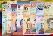 Как выглядят новые банкноты и новые монеты в Венесуэле