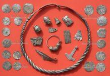 В Германии нашли клад около 600 серебряных монет