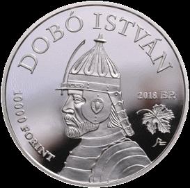 Венгрия монета 10000 форинтов Замок Эгера, аверс