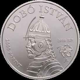 Венгрия монета 2000 форинтов Замок Эгера, аверс