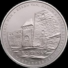 Венгрия монета 2000 форинтов Замок Эгера, реверс