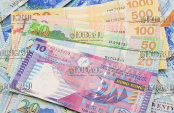 банкноты Гонконга