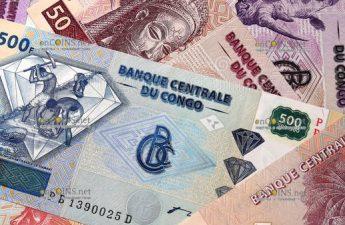 банкноты Демократической республики Конго