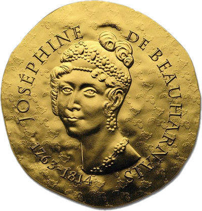 Франция монет 50 евро Жозефина де Багарне, аверс